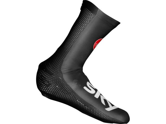 Castelli Team Sky Aero Race TT Shoecovers black